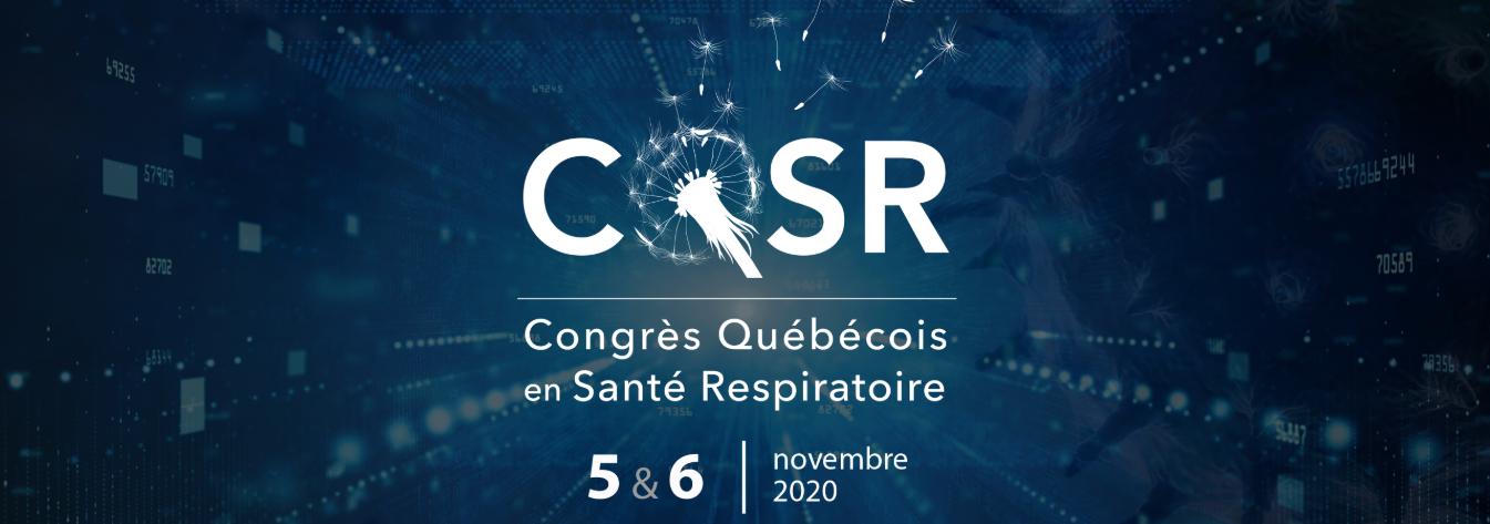 Le CQSR 2020 passe en mode virtuel